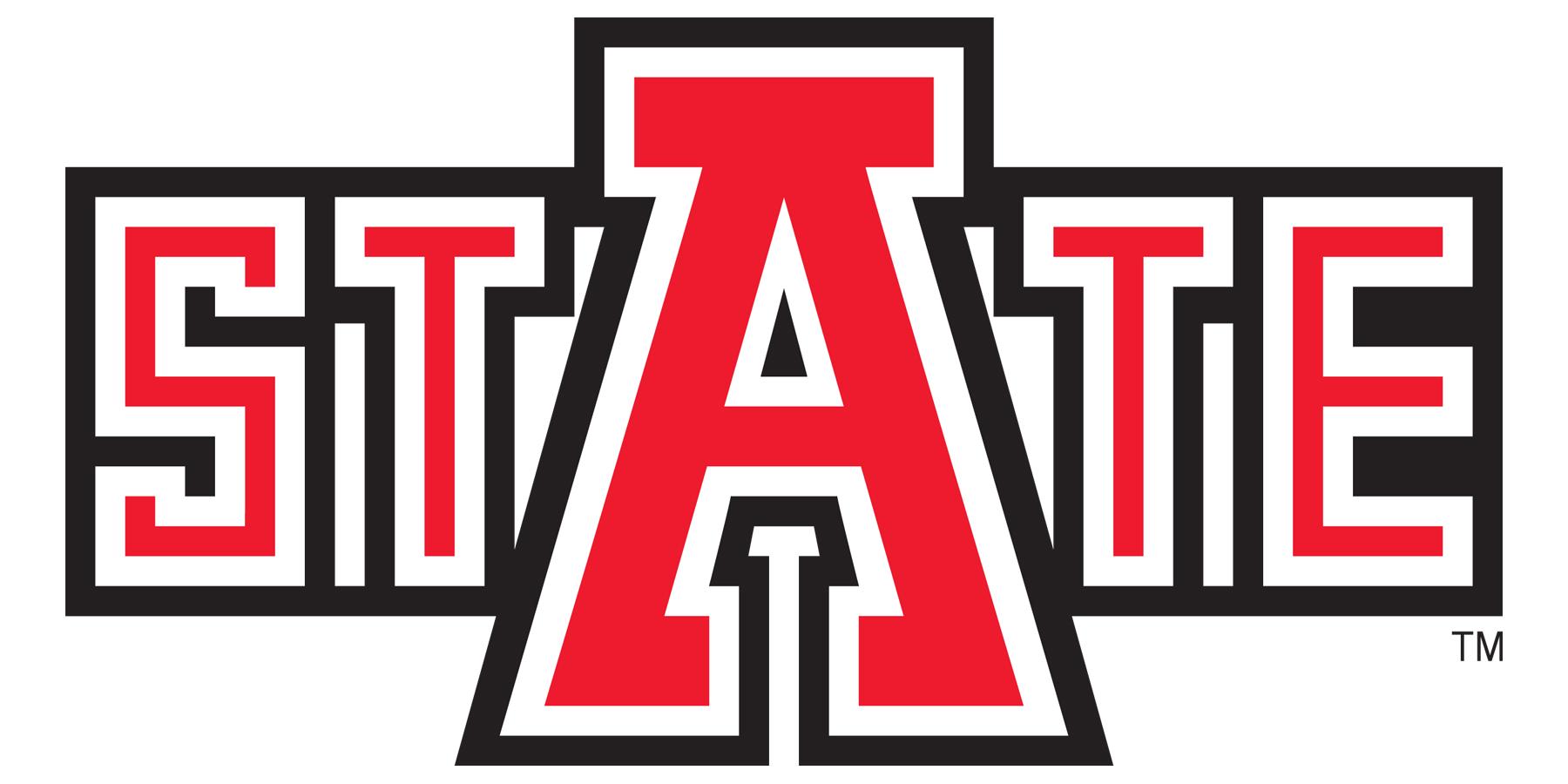 Red Wolf Arkansas State University Logo - Hot Girls Wallpaper