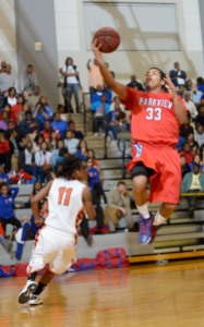 Anton Beard could be the first Parkview point guard to become a Razorback. Courtesy: Arkansas Democrat-Gazette