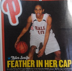 Latest SLAM issue profiles nation's top-ranked PG out of Little Rock.