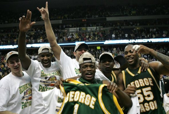 If you think George Mason's run to the 2006 Final Four was amazing, you should check out what their conference partner is doing...
