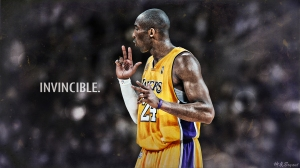 Actually, he's not. Moreover, Kobe's injury may have made him more popular than ever.