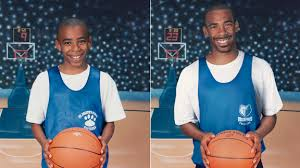 Conley, Jr. has grown up quite a bit from his days in Fayetteville as a nine-year-old (L)