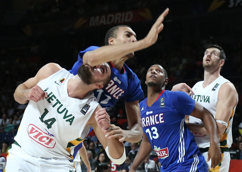 Team USA vs. Best Basketball Players of Europe, Asia ...