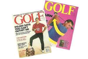 Mike-Dunaway-Golf-Magazine-Covers