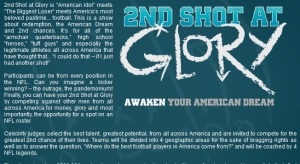 2nd shot at Glory