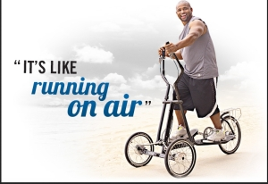 Life's not quite a breeze for Lorenzo, but it's close.