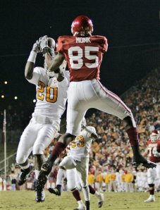 Catching up with the most physically dominant receiver in Hogs history.