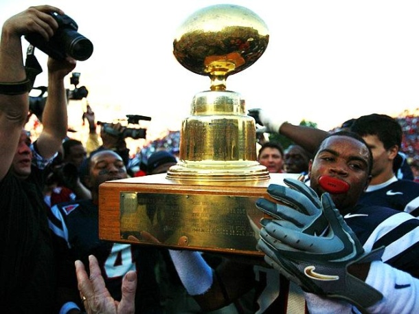 The Egg Bowl, as a concept, is dull.