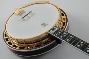 golden banjo