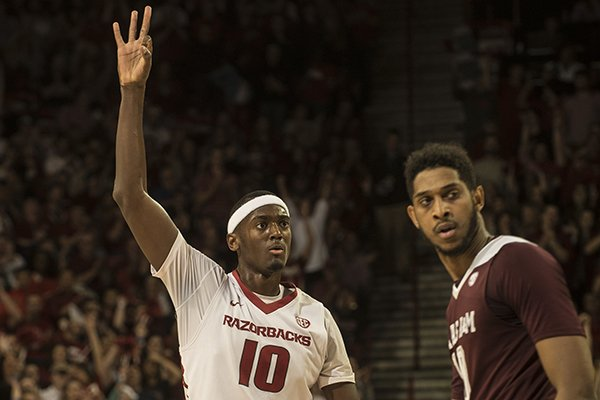 Portis' three blocks contributed to a stat line funkification you won't believe.